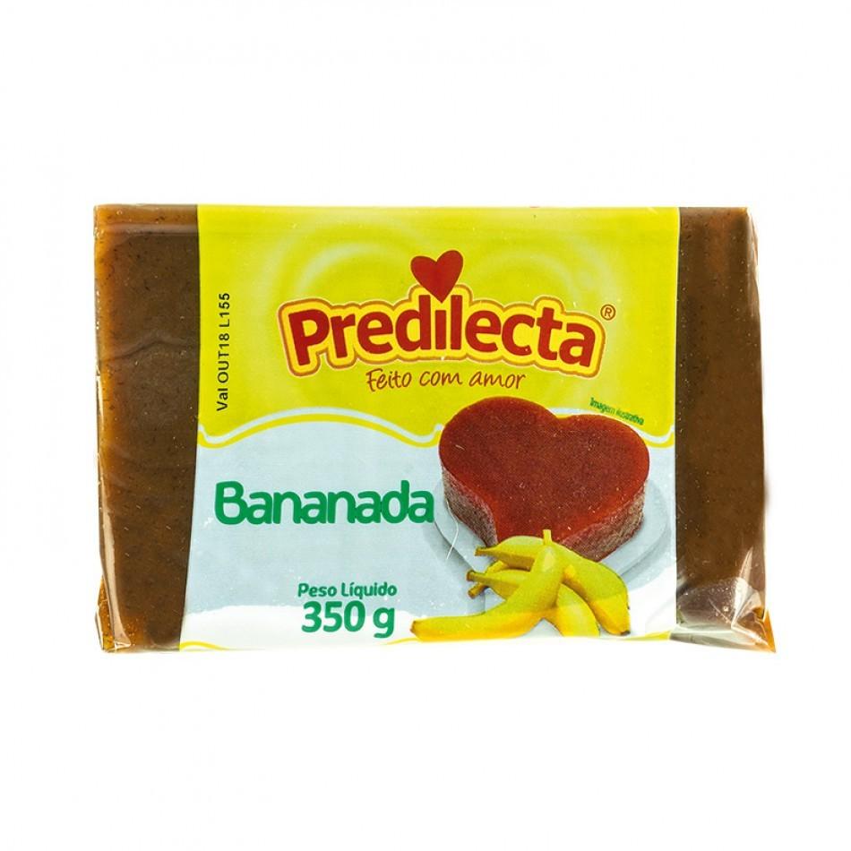 Bananada Predilecta 350g