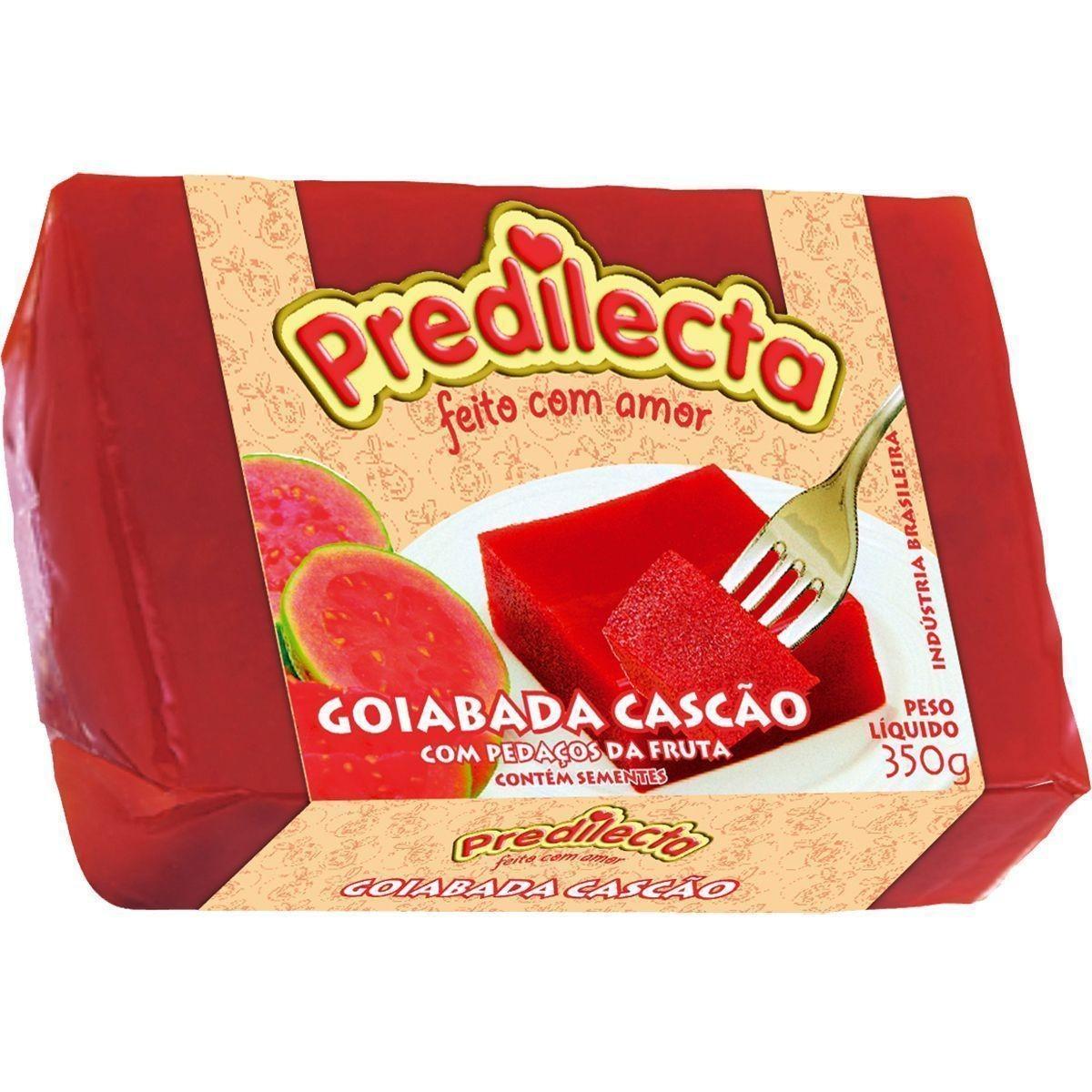 Goiabada Cascao Predilecta 350g