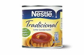 Leite Condensado tradicional Nestlé  370gr