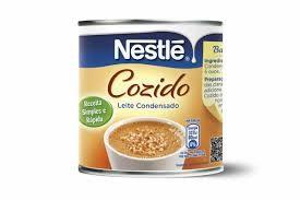 LEILeite Condensado COZIDO  Nestlé  370gr