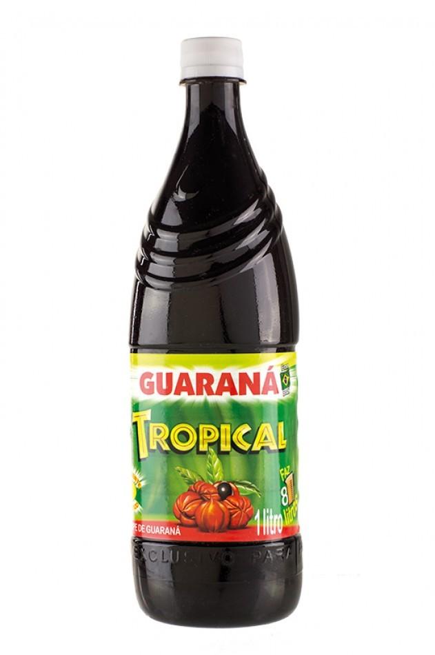 Xarope de Guaraná 1lt