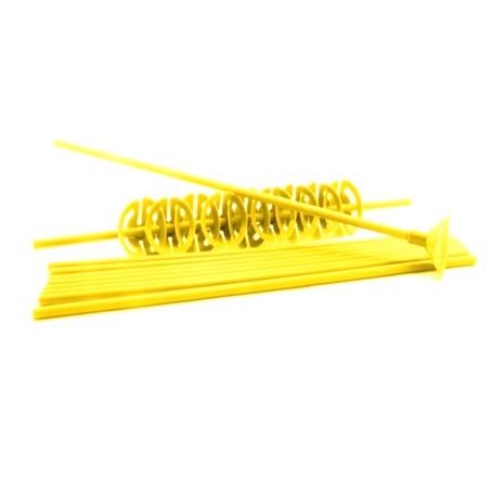 Suporte para Balão Amarelo - 10 unidades