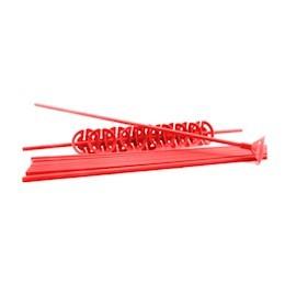 Suporte para Balão Vermelho - 10 unidades