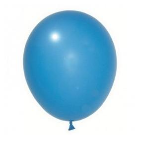 Balão Art-Latex Azul Claro nº7 50und