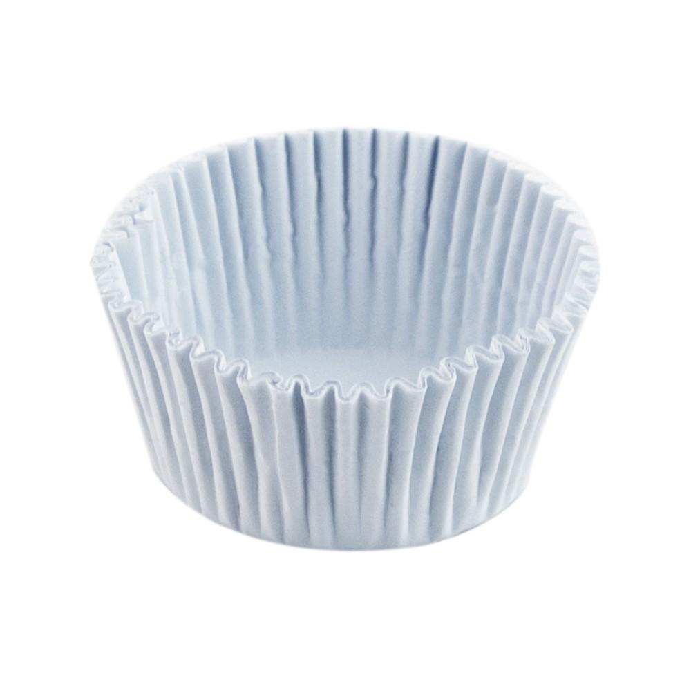 Forminha de Papel Nº 2 - Branca - c/ 100 unida